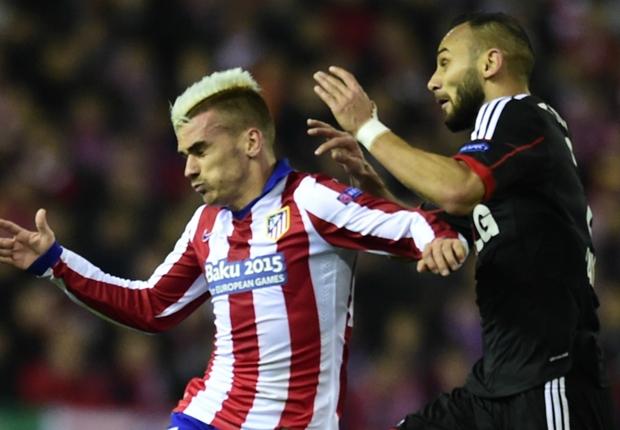 Atletico Madrid 1-0 Leverkusen 3-2 TAB