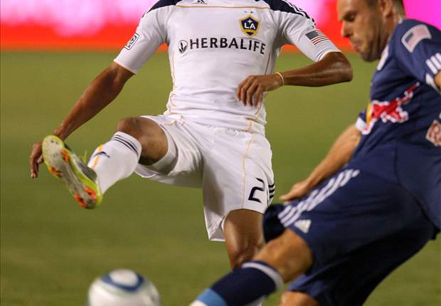 New York Red Bulls Improvement Shows In Win Over Los Angeles Galaxy