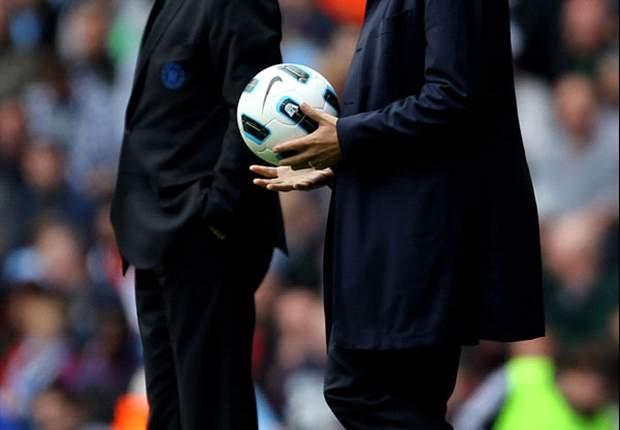 Spielbericht Premier League: Manchester City - Chelsea London