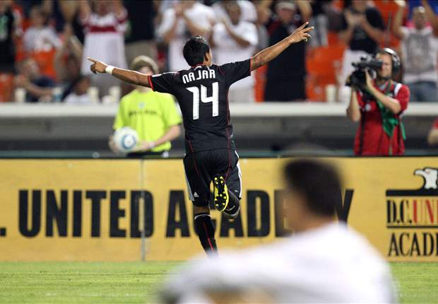 D.C. United's Andy Najar Wins MLS Rookie Of The Year Award