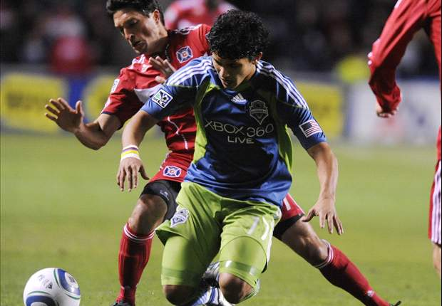 Chicago Fire 0-1 Seattle Sounders FC: Fire Playoff Hopes Cooked By Late Blaise Nkufo Goal