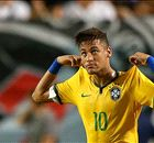 Neymar's Brazil evolution in numbers