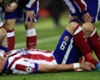 Atletico suffer injury blow with Mandzukic and Garcia