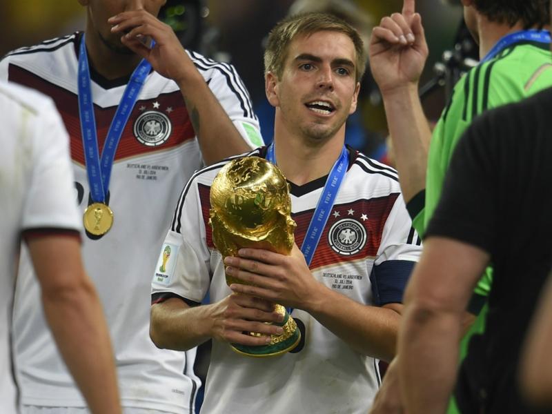 Lahm garante que não retornará à seleção da Alemanha e comenta 7 a 1 contra o Brasil