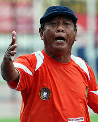 Sartono Anwar, Indonesia Internasional