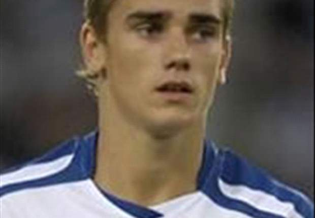 Real Sociedad's Antoine Griezmann: I want to join Atletico Madrid