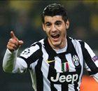 Liet Real Madrid Morata te snel gaan?