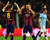 "Mascherano: ""Messi e Iniesta nunca dejan de sorprenderme"""