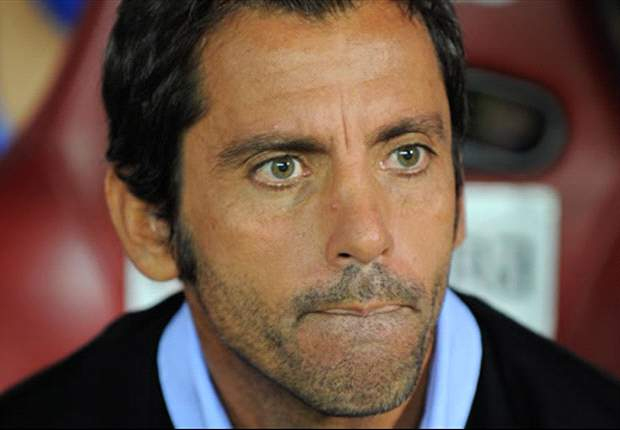Quique Sanchez Flores reveals he will leave Atletico Madrid at the end of the season