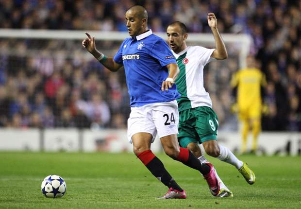 Rangers' Madjid Bougherra rejects new contract and sets