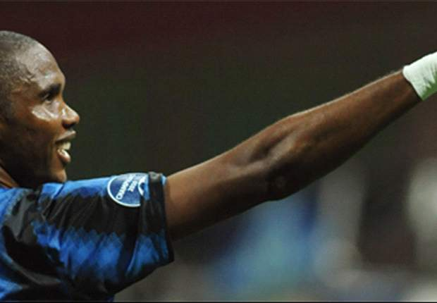 Samuel Eto'o Launches Official Website