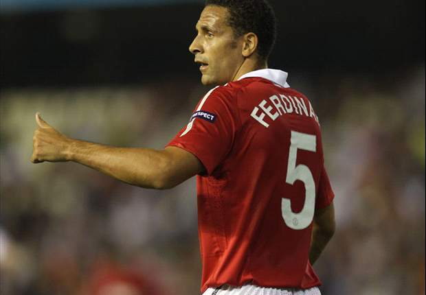 England & Manchester United defender Rio Ferdinand rubbishes talk he should retire from international football