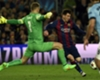 Hart is a phenomenon - Messi