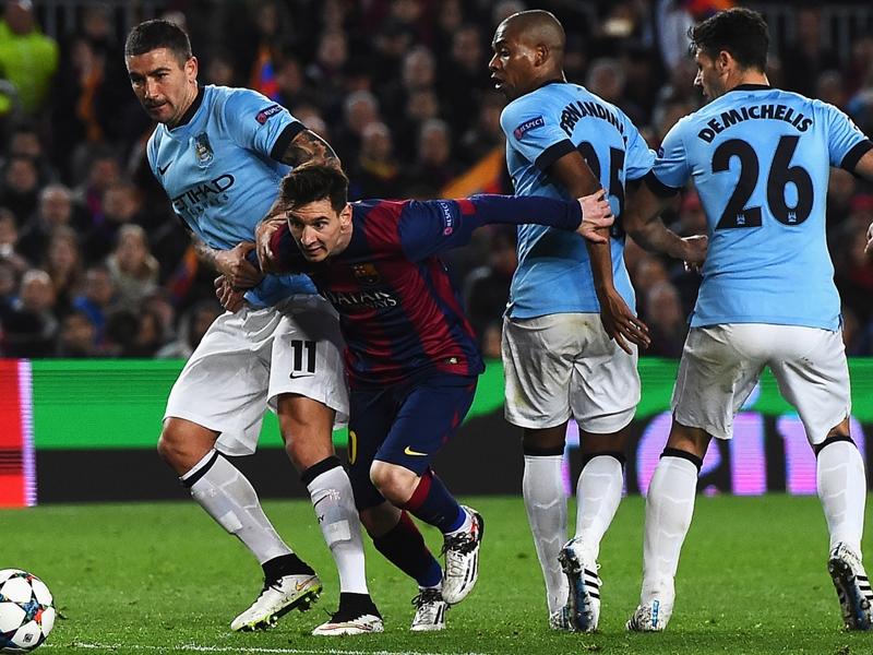 FC Barcelone-Manchester City : Un festival offensif ?