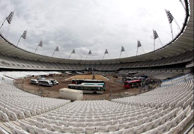 West Ham United submit bid to move to Olympic Stadium after London 2012 Games