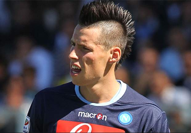 Napoli Star Marek Hamsik Apologises To Fans After Loss To Chievo