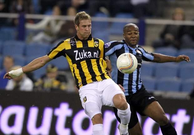 Willem II houdt stand in Arnhem en voorkomt negatief record