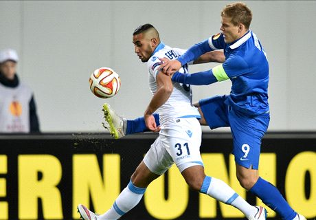 Report: D. Moscow 0-0 Napoli (agg 1-3)