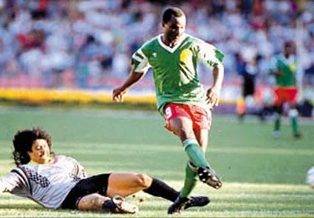 Roger Milla: UEFA doesn't respect African players