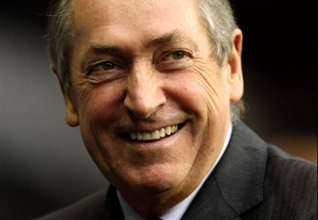Houllier: Playing with a target man is part of England's culture