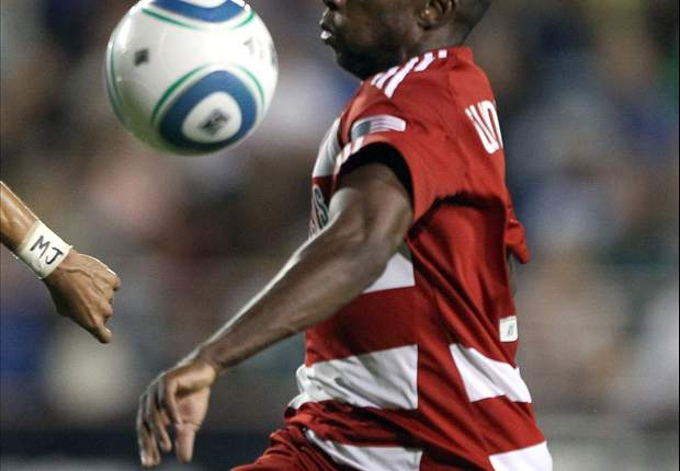 Jeff Cunningham is the joint-top scorer in MLS history with Landon Donovan.
