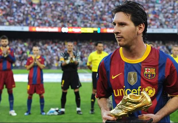 Lionel Messi lässt Moratti abblitzen