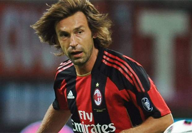 AC Milan's Andrea Pirlo not in negotiations with Roma - agent
