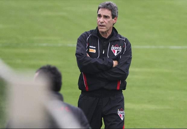 Mansur, Uelliton e Nino voltam a ficar a disposição de Carpegiani