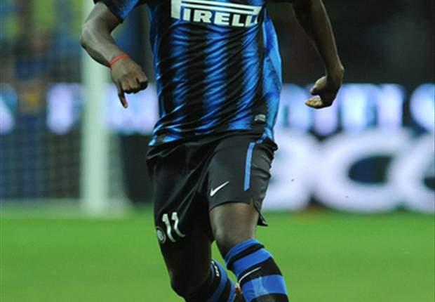 Inter's Sulley Muntari open to Napoli move, claims agent