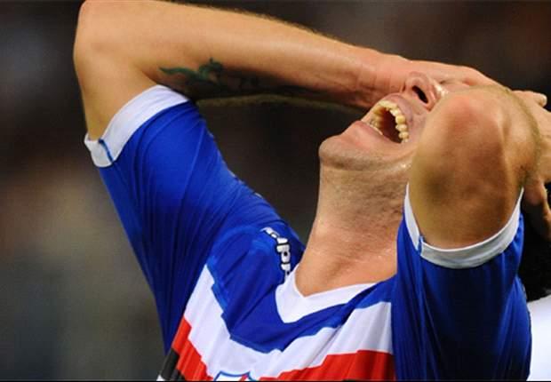 Sampdoria's Vladimir Koman Sour After Europa League Loss To Metalist
