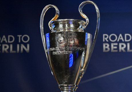 Irish clubs set for Uefa prize boost