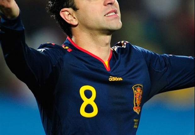 I Want To Continue Playing For Spain At Least Until 2014 World Cup - Xavi