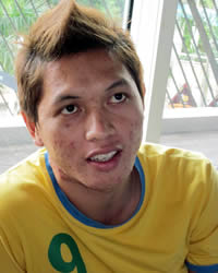 Marcelino Mandagi