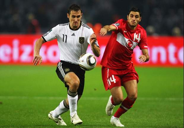 Miroslav Klose: I have more luck with Germany than with Bayern Munich
