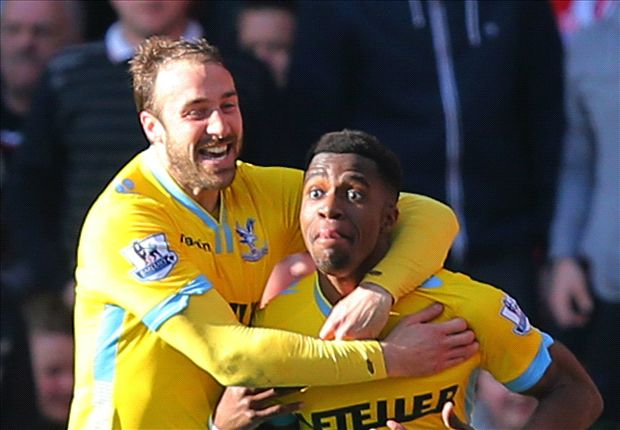Stoke City 1-2 Crystal Palace: Zaha clinches priceless comeback win