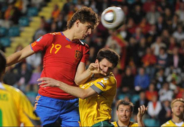 Senna: I am surprised that Spain have not played Llorente