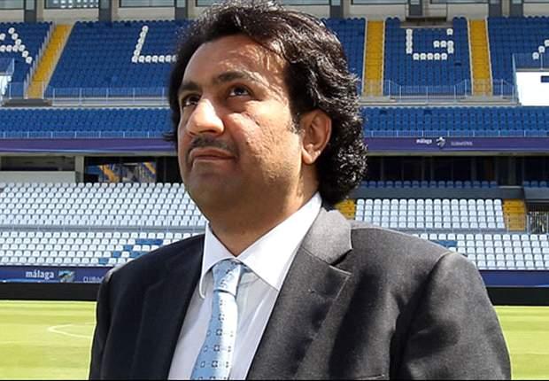 El jeque Al-Thani podría abandonar el Málaga