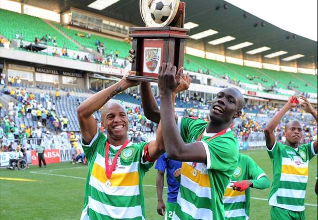 Arrows 0 - 1 Celtic: Thabo Nthethe scores late on to seal Bloemfontein Celtic win