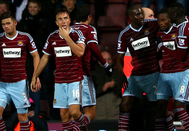 West Ham 1-0 Sunderland: Sakho sickener for Advocaat