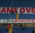 Milan, tifosi in protesta ad Arcore