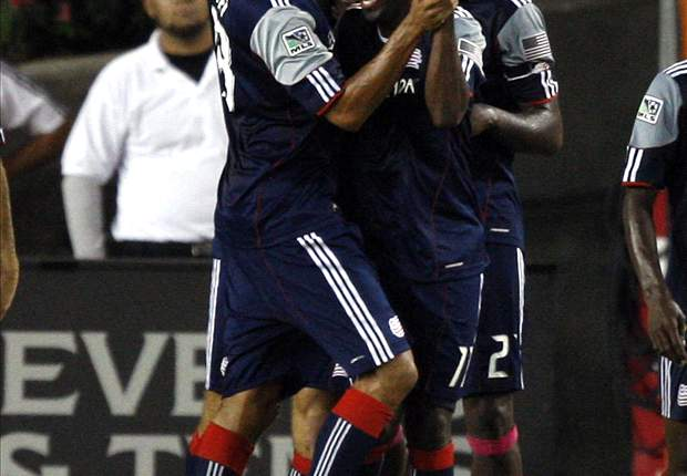 Houston Dynamo 1-2 New England Revolution: Revolution Dig Out Three Points In Houston