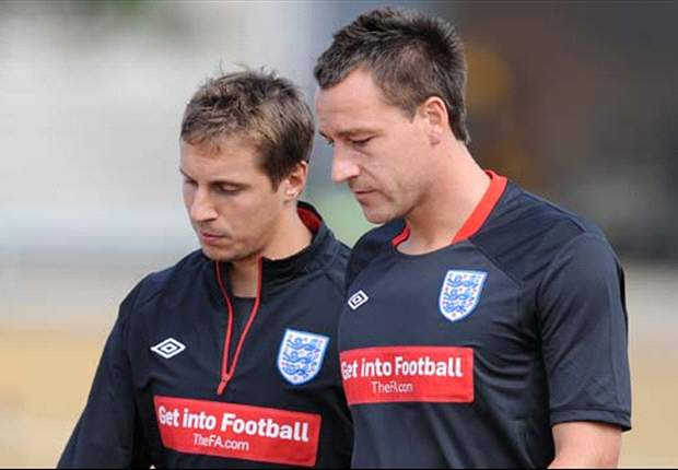 Jagielka: Only Terry can decide his England future