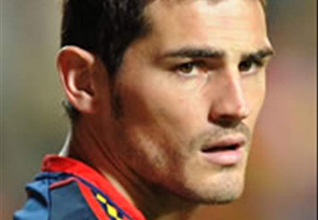 Casillas admits Puyol's Euro 2012 absence is serious blow for Spain