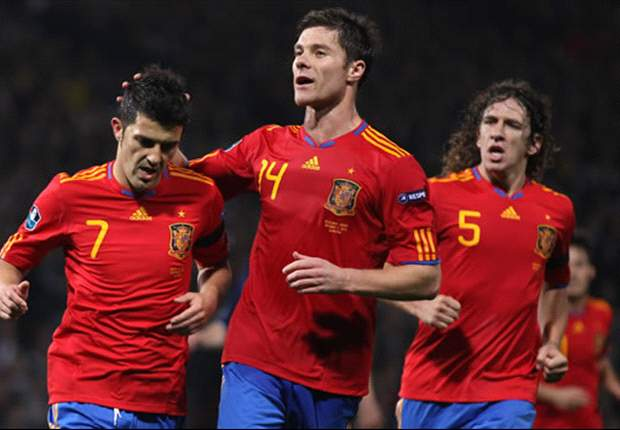 Villa & Puyol reject invitation to be with Spain set-up at Euro 2012 - report