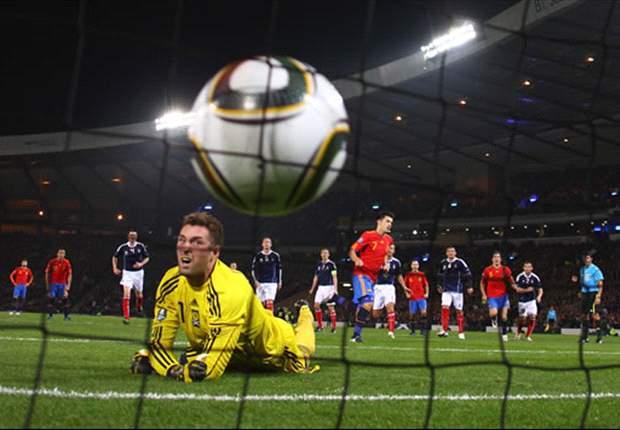 Seven More Glorious Failures By Scotland That Rank Alongside Spain Defeat