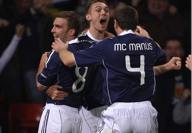 Scotland's Darren Fletcher: A win against Liechtenstein is a must & we will do all we can to keep our Euro 2012 qualification hopes alive