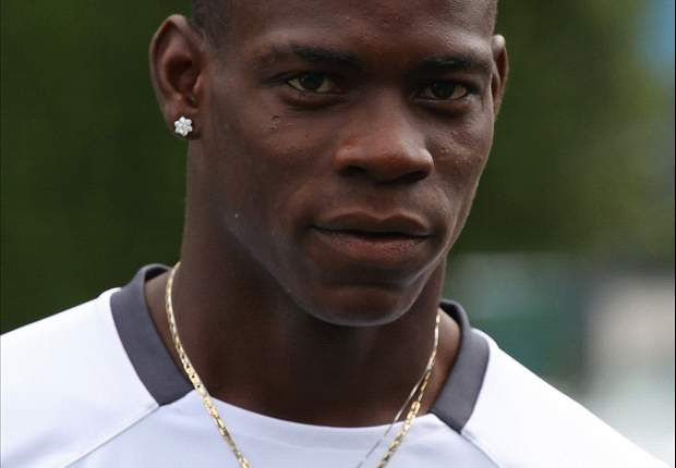 'I wouldn't even be here if it wasn't for Mancini' - Manchester City striker Mario Balotelli