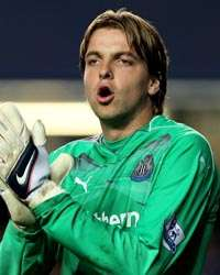 Tim Krul, Netherlands International