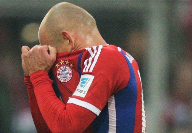 Bayern Munich 0-2 Borussia Monchengladbach: Raffael double stuns champions