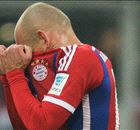 Robben injury blow could derail Bayern
